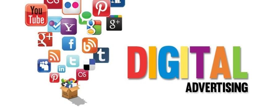 Advertising through digital media